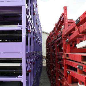 Returnable Steel Rack Systems
